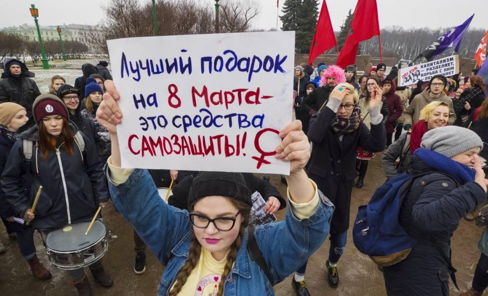 Rusia Violencia de Género